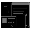 Création de logo, print, supports de communication