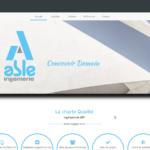 Able Ingénierie - Réalisation Altus Concept - Agence Web à Bordeaux