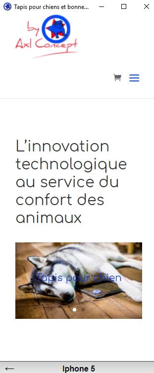 Axl Concpet - Accessoires pour animaux