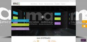 Réalisation Agence web Altus Concept